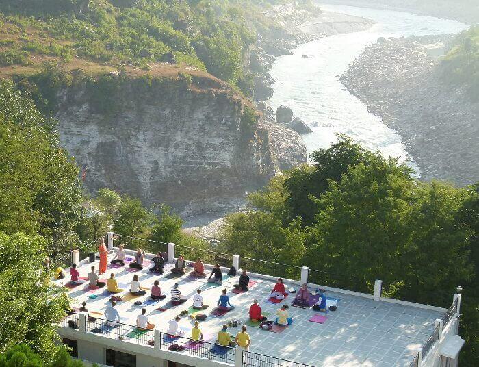 Rudraprayag, Himalayas, Inde