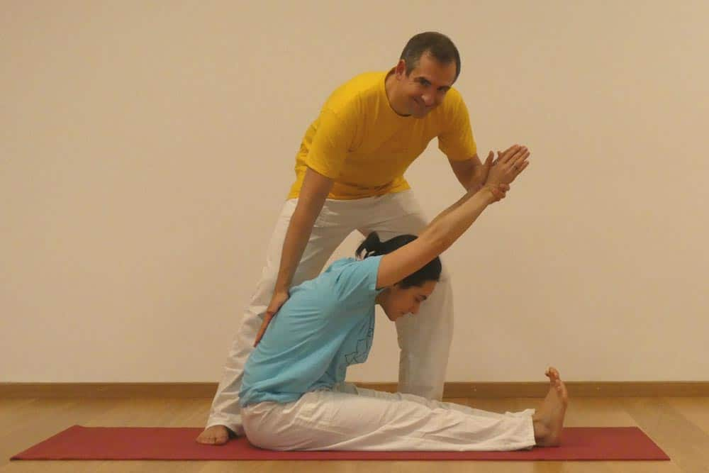 Stage Débutants Yoga 2